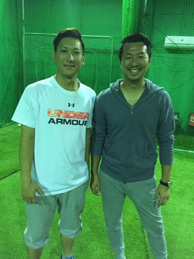 元西武ライオンズの岡本篤志さんが遊びにきてくれました!